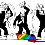 Sobre la homofobia reinante