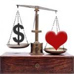 El amor o el costo-beneficio en la pareja
