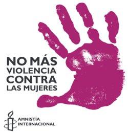 No más violencia contra la mujeres